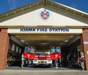 kiama fire station